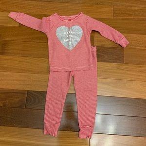 Carters holiday pajamas 18 months